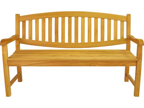 Anderson Teak Kingston 3-Seater Bench