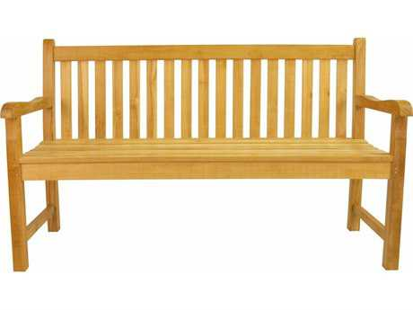 Anderson Teak Classic 4-Seater Bench