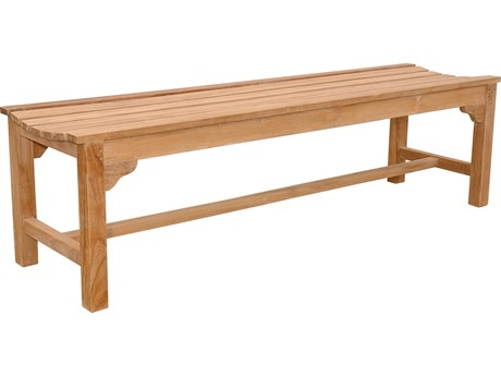 Anderson Teak Hampton 3-Seater Backless Bench PatioLiving
