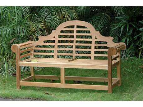 Anderson Teak Marlborough 2-Seater Bench