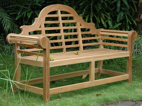 Anderson Teak Marlborough 2-Seater Bench PatioLiving