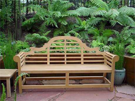 Anderson Teak Marlborough 3-Seater Bench