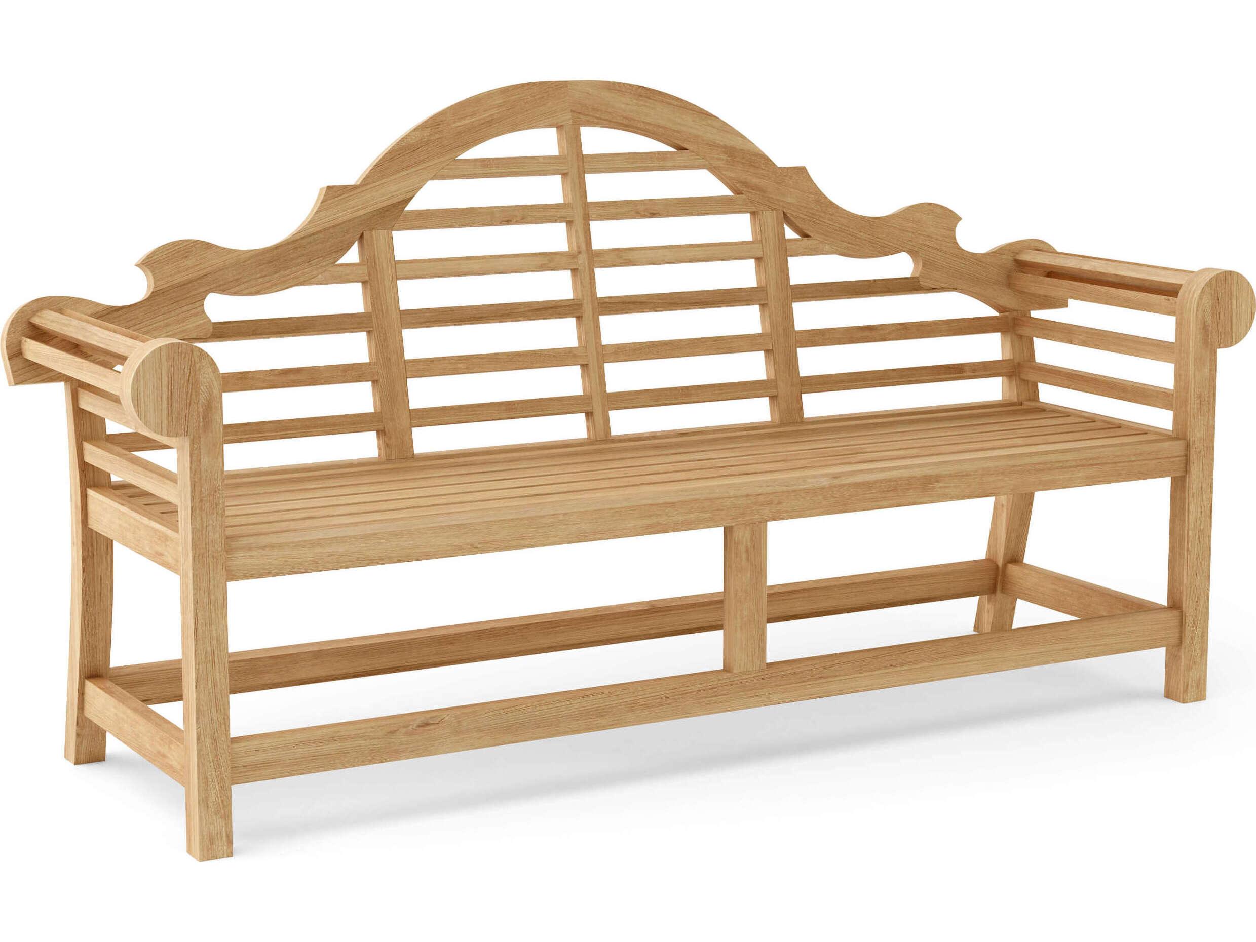 Anderson Teak Marlborough 3 Seater Bench Akbh196