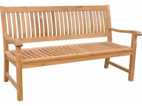 Anderson Teak Del-Amo 3-Seater Bench