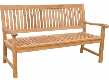 Anderson Teak Del-Amo 4-Seater Bench PatioLiving