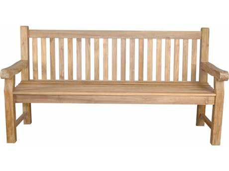 Anderson Teak Devonshire 4-Seater Extra Thick Bench
