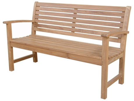 Anderson Teak Victoria 3-Seater Bench PatioLiving