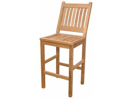 Anderson Teak Avalon Bar Chair AKCHB017