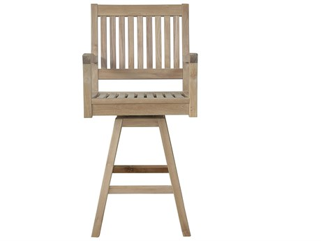 Anderson Teak Rialto Swivel Bar Armchair PatioLiving