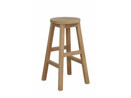 Anderson Teak Alpine Round Counter Stool PatioLiving