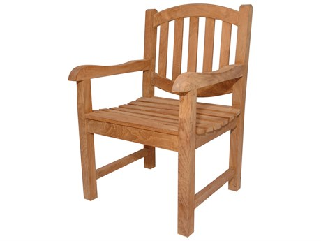 Anderson Teak Kingston Dining Armchair PatioLiving