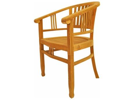 Anderson Teak Captain's Armchair