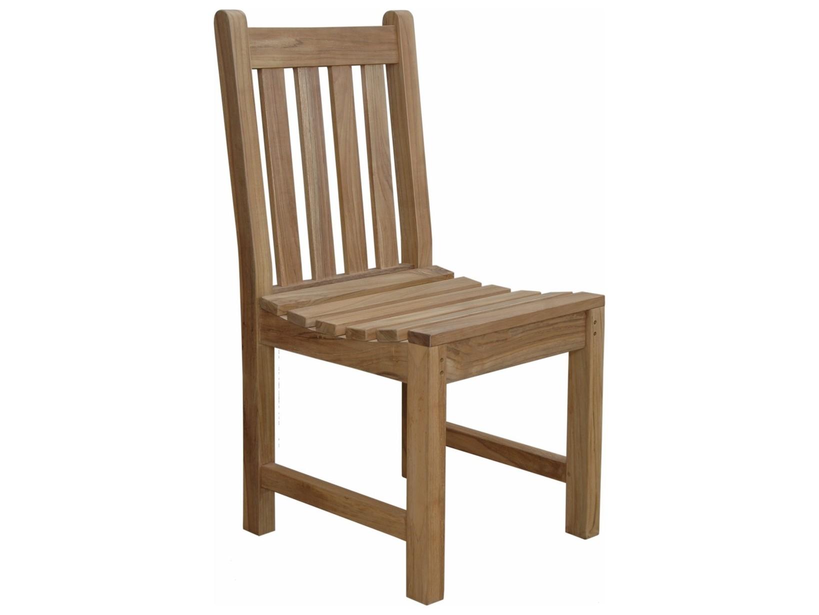 Anderson Teak Braxton Dining Chair Akchd2040