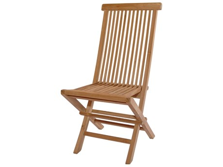 Anderson Teak Classic Folding Chair (Sell & Price Per 2 Chairs Only) PatioLiving