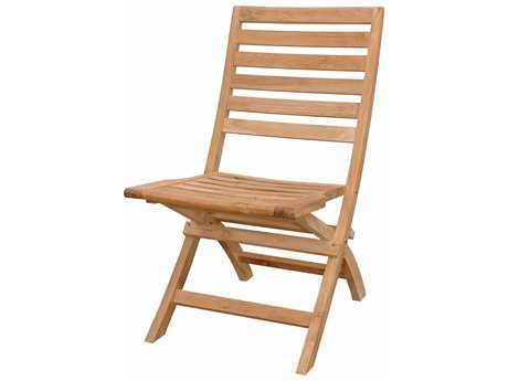 Anderson Teak Andrew Folding Chair (Sold as Set of Two)
