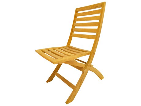 Anderson Teak Andrew Folding Dining Chair (Set of Two)