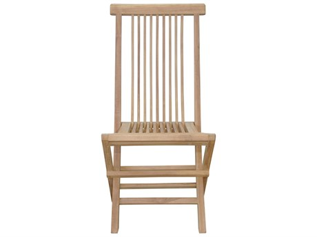 Anderson Teak Bristol Folding Chair (Sold as Set of Two)