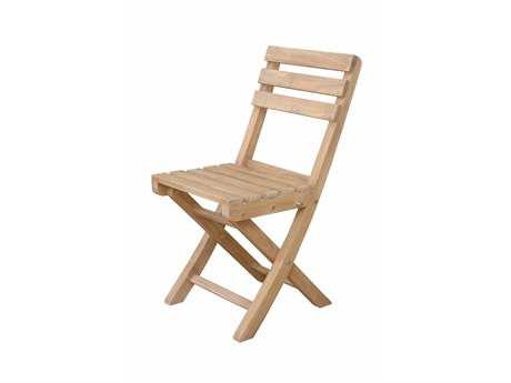 Anderson Teak Alabama Folding Chair (Sold as a Pair)