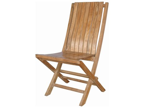 Anderson Teak Comfort Folding Dining Chair (Set of Two)