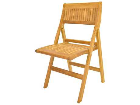 Anderson Teak Windsor Folding Chair (Sold as Set of Two)