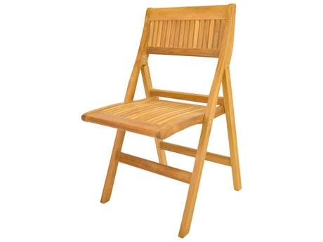 Anderson Teak Windsor Folding Dining Chair (Set of Two)