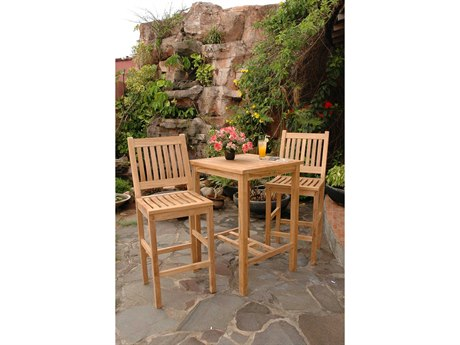 Anderson Teak Replacement Cushion for Avalon Bar Set (Price Includes 2 Cushions) PatioLiving