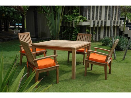 Anderson Teak Replacement Cushion for SET-103 (Price Includes 4 Cushions)