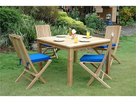 Anderson Teak Comfort Replacement Chair Seat Cushion for SET-105A PatioLiving