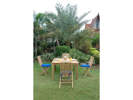 Anderson Teak Replacement Cushion for SET-105B (Price Includes 4 Cushions)