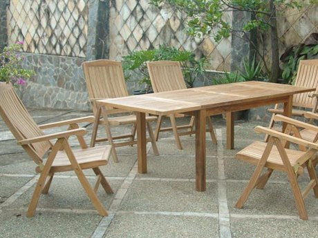 Anderson Teak ReplacementCushion for SET-1 (Price Includes 6 Cushions)