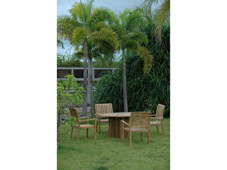 Anderson Teak Replacement Cushion for SET-111 (Price Includes 4 Cushions) PatioLiving