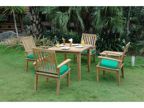 Anderson Teak Replacement Cushion for SET-117 (Price Includes 4 Cushions)