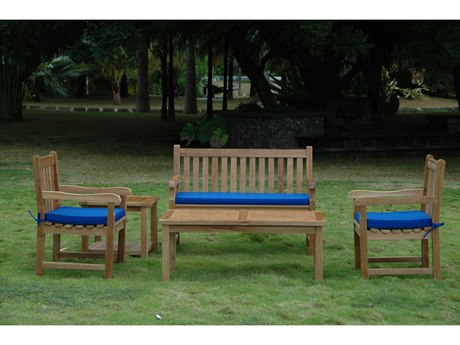 Anderson Teak Replacement Cushion for SET-118 (Price Includes 3 Cushions)