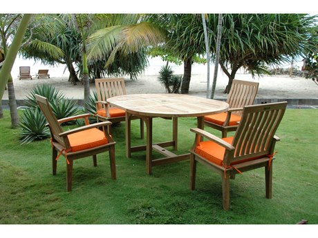 Anderson Teak Replacement Cushion for SET-119B (Price Includes 4 Cushions) PatioLiving