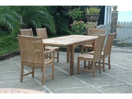 Anderson Teak Replacement Cushion for SET-14 (Price Includes 6 Cushions) PatioLiving