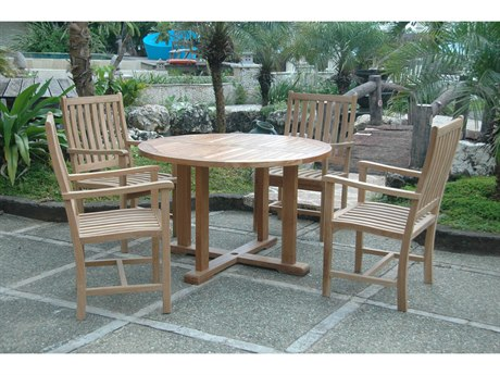 Anderson Teak Replacement Cushion for SET-16 (Price Includes 4 Cushions) PatioLiving