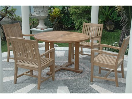 Anderson Teak Replacement Cushion for SET-17 (Price Includes 4 Cushions) PatioLiving
