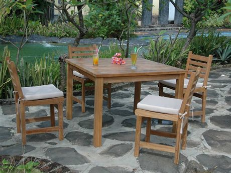 Anderson Teak Replacement Cushion for SET-206 (Price Includes 4 Cushions) PatioLiving