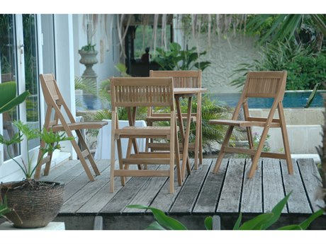Anderson Teak Replacement Cushion for SET-24 (Price Includes 4 Cushions) PatioLiving