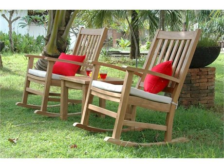 Anderson Teak Replacement Cushion for SET-270 (Price Includes 2 Cushions) PatioLiving