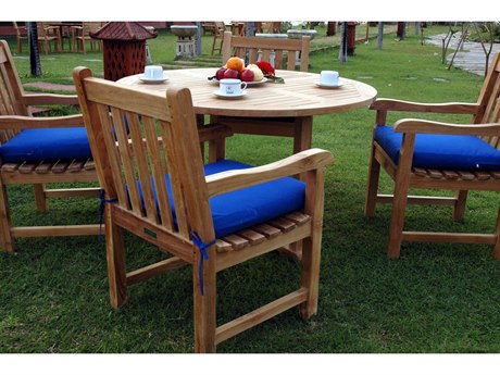 Anderson Teak Replacement Cushion for SET-27 (Price Includes 4 Cushions) PatioLiving