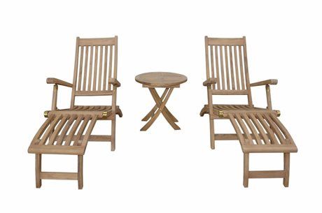 Anderson Teak Replacement Cushion for SET-275 (Price Includes 2 Cushions) PatioLiving