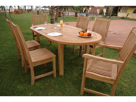 Anderson Teak Replacement Cushion for SET-29 (Price Includes 6 Cushions) PatioLiving