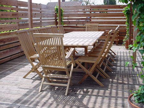 Anderson Teak Replacement Cushion for Classic Dining Set (Price Includes 14 Cushions) PatioLiving
