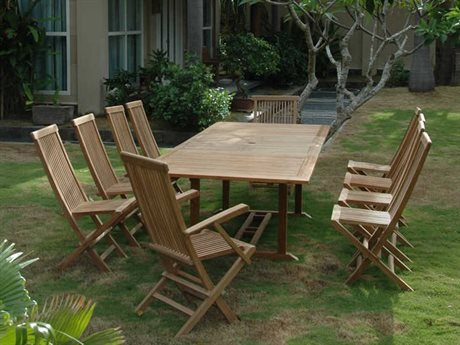 Anderson Teak Replacement Cushion for Valencia Dining Set (Price Includes 10 Cushions) PatioLiving