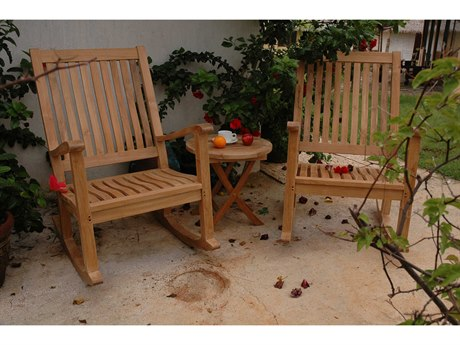 Anderson Teak Replacement Cushion for Del-Amo Rocking Chair Set (Price Includes 2 Cushions) PatioLiving