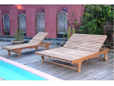 Anderson Teak Replacement Cushion for Bel-Air Double Sun Lounger Set (Price Includes 3 Cushions) PatioLiving