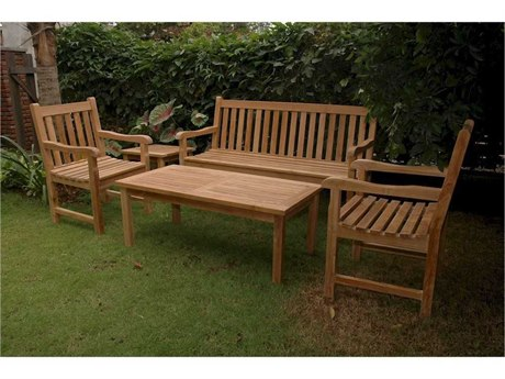 Anderson Teak Replacement Cushion for Classic Lounge Set (Price Includes 3 Cushions) PatioLiving