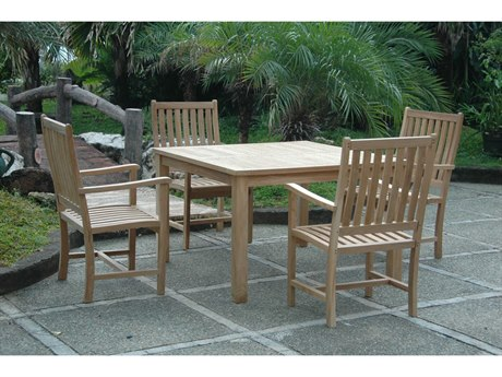 Anderson Teak Replacement Cushion for SET-61 (Price Includes 4 Cushions) PatioLiving