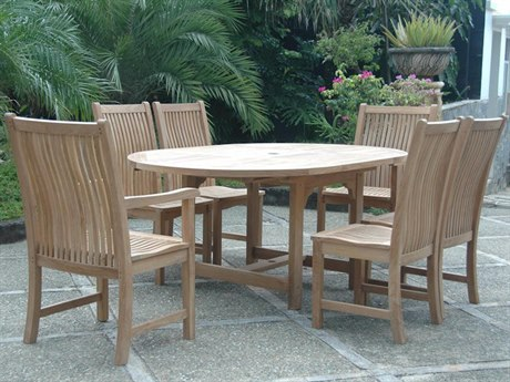 Anderson Teak Replacement Cushion for SET-7 (Price Includes 6 Cushions) PatioLiving
